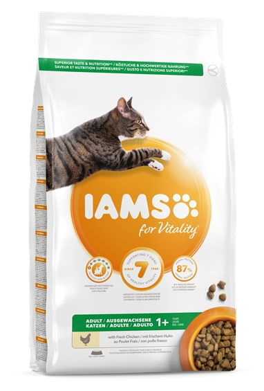 IAMS for Vitality met kip adult