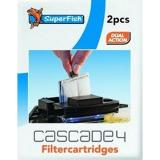 Superfish filterpatroon voor Cascade 4 & 10