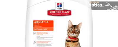 Science Plan™ Feline Adult Optimal Care™ with Tuna