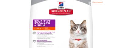 Hill's™ Science Plan™ Feline Adult Sensitive Stomach & Skin (Kip)