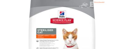 Hill's™ Science Plan™ Sterilised Cat Young Adult (Kip)